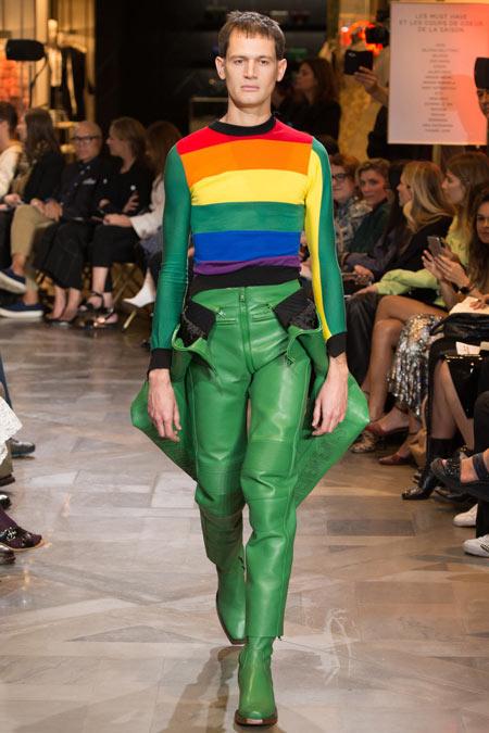 Hết hồn với những thiết kế kì dị tại New York Fashion Week - 10