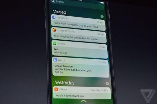 iOS 10 chính thức trình làng cho iPhone 5 trở lên - 1
