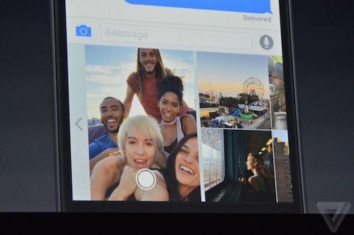 iOS 10 chính thức trình làng cho iPhone 5 trở lên - 3