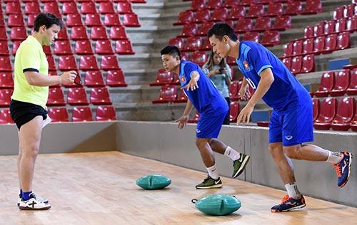Futsal Việt Nam – Paraguay: Thiên đường thứ hai - 2