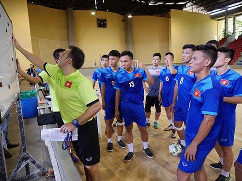 Futsal Việt Nam – Paraguay: Thiên đường thứ hai - 1