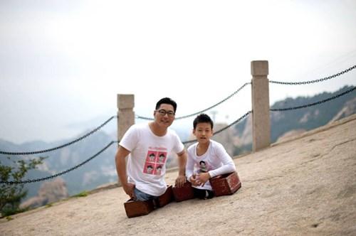 TQ: Cậu bé không chân chinh phục núi cao nghìn mét - 6