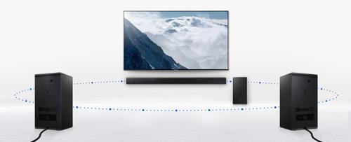 4 lý do giúp Soundbar HW-K905 chinh phục giới sành điện ảnh - 1