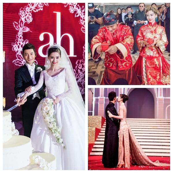 Cuộc sống vợ chồng không như mơ của Huỳnh Hiểu Minh - 1