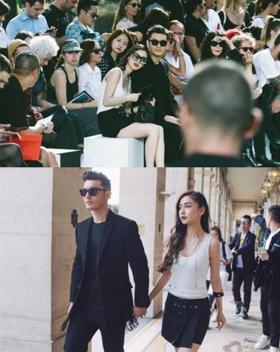 Cuộc sống vợ chồng không như mơ của Huỳnh Hiểu Minh - 6