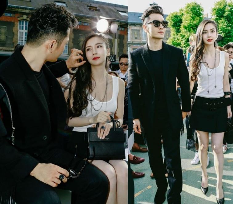 Cuộc sống vợ chồng không như mơ của Huỳnh Hiểu Minh - 7