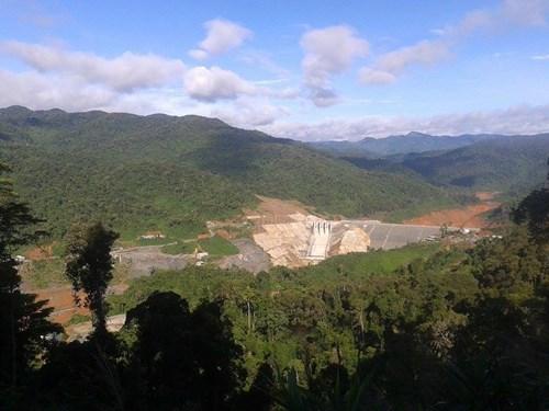 Sốc với hiện trường vỡ đường ống thủy điện Sông Bung 2 - 6