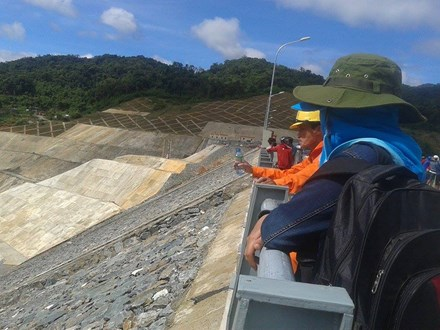 Lời kể nhân chứng vụ vỡ đường ống thủy điện Sông Bung 2 - 1
