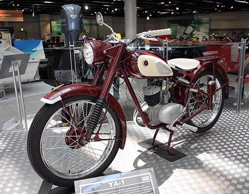 "YA-1: Chú ""Chuồn chuồn đỏ"" cùng Yamaha cất cánh - 2"