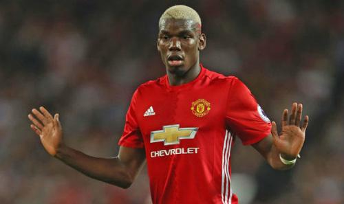 """MU - Mourinho: Đừng biến Pogba 105 triệu euro thành """"bom xịt"""" - 3"""