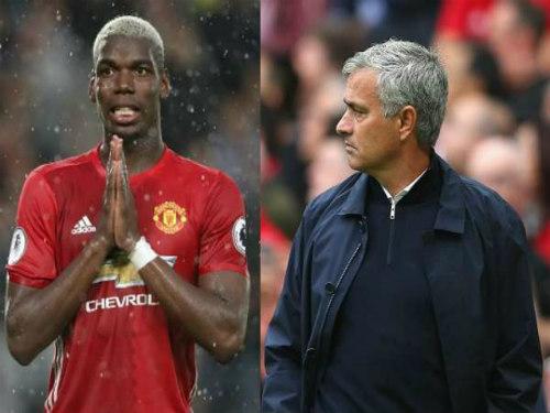"""MU - Mourinho: Đừng biến Pogba 105 triệu euro thành """"bom xịt"""" - 2"""