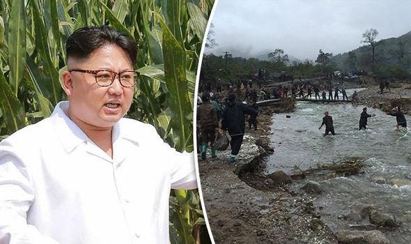 """Triều Tiên bất ngờ """"xin"""" thế giới giúp đỡ - 1"""