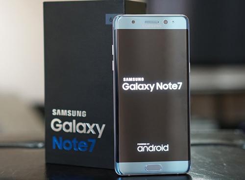 Samsung giúp người dùng kiểm tra lỗi Galaxy Note 7 trên web - 3