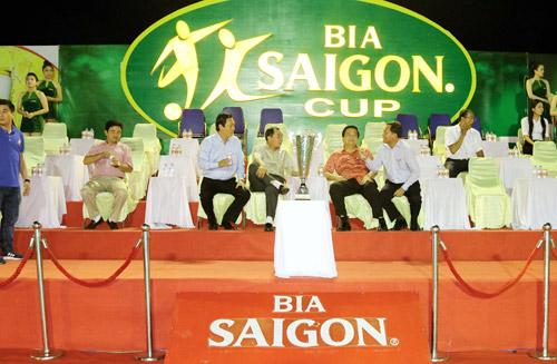 Chung kết Giải Bóng đá mini phong trào toàn quốc Cúp bia Sài Gòn 2016 - 3