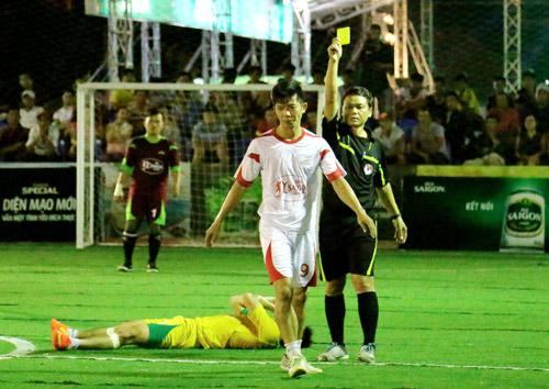Chung kết Giải Bóng đá mini phong trào toàn quốc Cúp bia Sài Gòn 2016 - 4