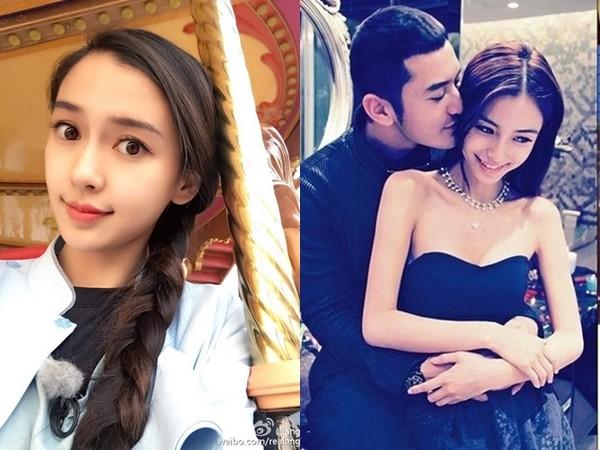 Vợ Huỳnh Hiểu Minh mang bầu con trai 3 tháng - 1