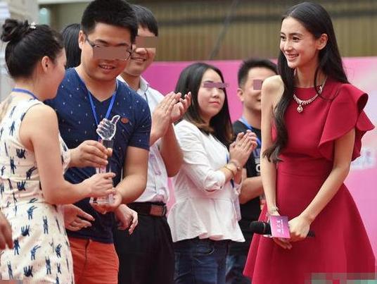 Vợ Huỳnh Hiểu Minh mang bầu con trai 3 tháng - 8