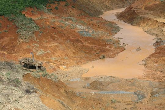 Vụ vỡ cống thủy điện: Tìm thấy tất cả người mất tích - 5