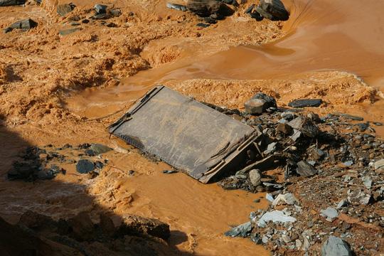 Vụ vỡ cống thủy điện: Tìm thấy tất cả người mất tích - 8