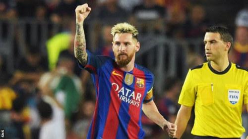 """Barca """"hủy diệt"""" Celtic: Đòn dằn mặt của """"Gã khổng lồ"""""""