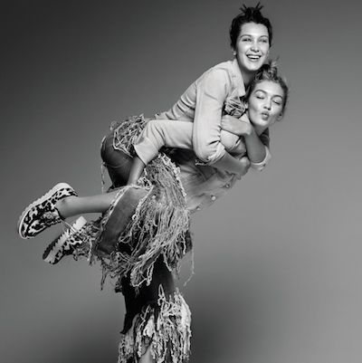 Những cặp chị em sành điệu nhất nhì Hollywood - 11