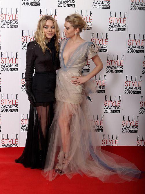 Những cặp chị em sành điệu nhất nhì Hollywood - 27