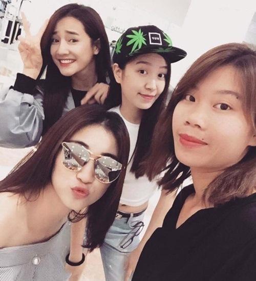 """Nhã Phương """"hận"""" khi Hòa Minzy thân mật với Kang Tae Oh - 3"""