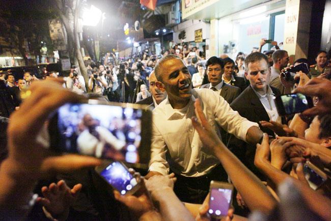 Bữa bún chả của Obama ở HN được chuẩn bị kín trước 1 năm - 3