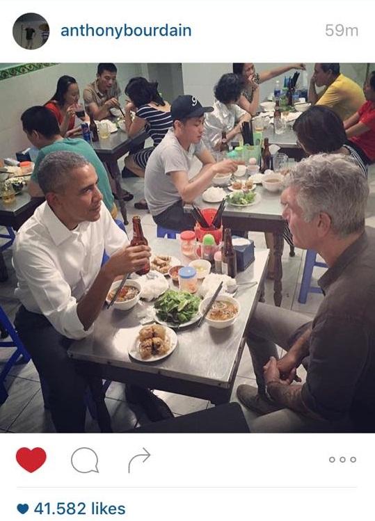Bữa bún chả của Obama ở HN được chuẩn bị kín trước 1 năm - 2