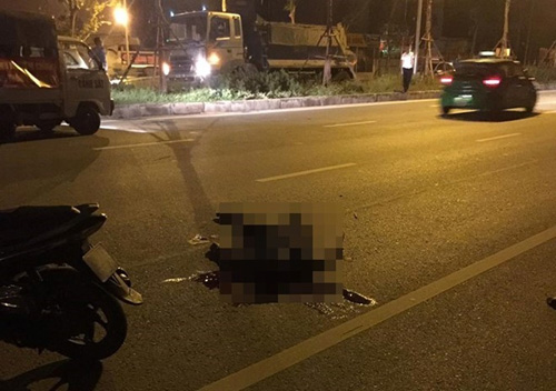 Danh tính tài xế Innova đâm trung uý cảnh sát tử vong - 1