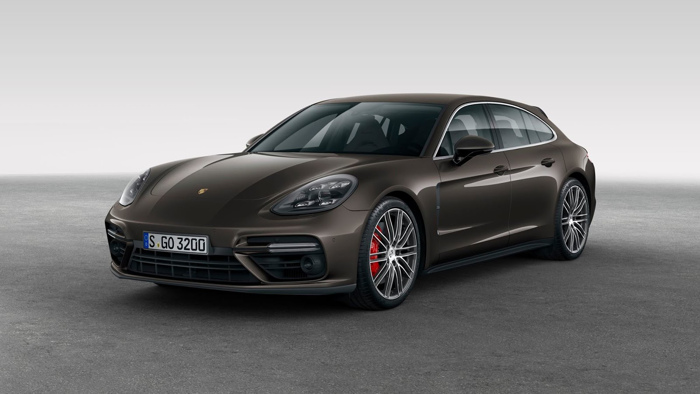 Porsche Panamera Sport Turismo sẽ ra mắt tại Geneva Motor Show 2017 - 1