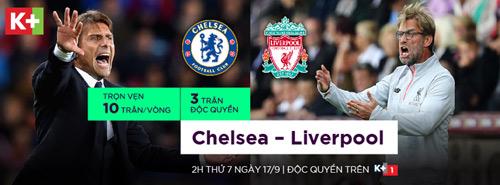 Chelsea – Liverpool: Cơn ác mộng của Conte mới chỉ bắt đầu - 3