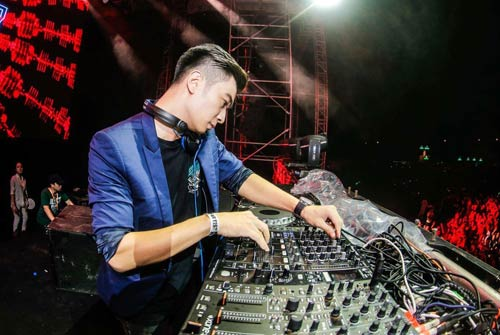 Slim V là DJ Việt Nam đầu tiên tham dự Asia Song Festival - 2