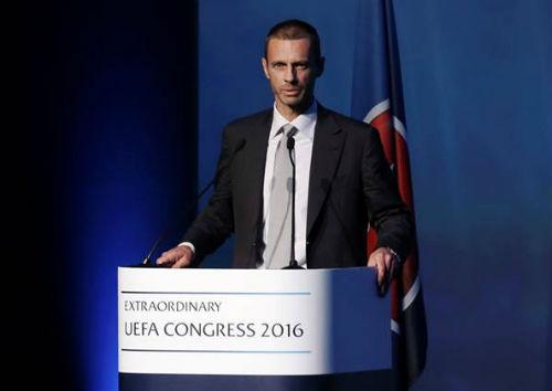 Tin HOT tối 14/9: Aleksander Ceferin đắc cử chủ tịch UEFA - 1