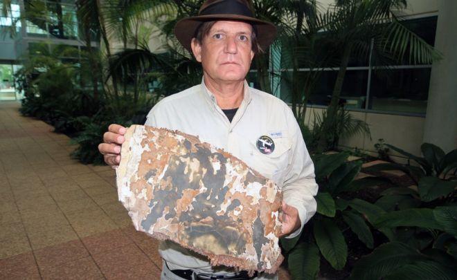 Mảnh vỡ mới cho thấy MH370 bị cháy? - 1