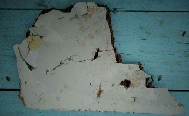 Mảnh vỡ mới cho thấy MH370 bị cháy? - 4