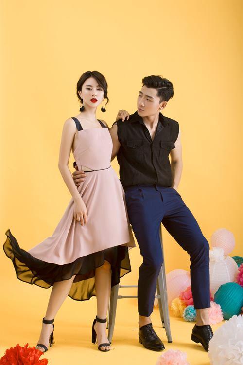 """Quỳnh Anh Shyn """"tình tứ"""" bên giải Bạc Siêu mẫu VN - 8"""