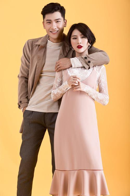 """Quỳnh Anh Shyn """"tình tứ"""" bên giải Bạc Siêu mẫu VN - 5"""