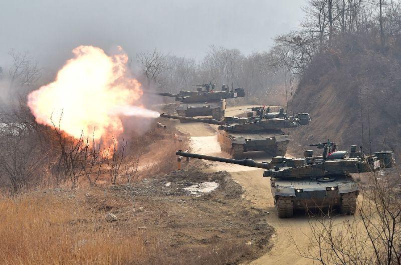 """""""HQ tấn công phủ đầu Triều Tiên"""" chỉ là lời nói suông - 1"""