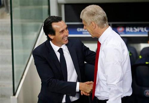 Arsenal - Wenger: Tuổi đã già, sức đã yếu - 2