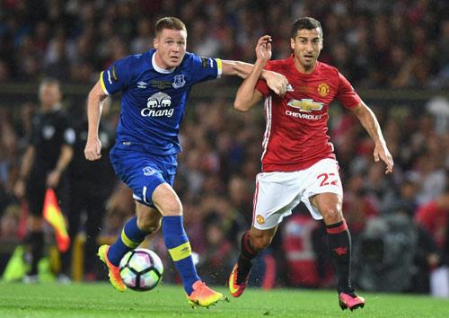 "MU: Mourinho bất ngờ ""trảm"" Rooney trận gặp Feyenoord - 1"