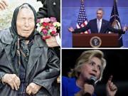 Thế giới - Bà Clinton đổ bệnh, lời tiên tri của Vanga ứng nghiệm?