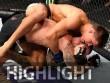 """Bỏ WWE đến UFC xưng bá, võ sĩ ăn đấm """"sấp mặt"""""""