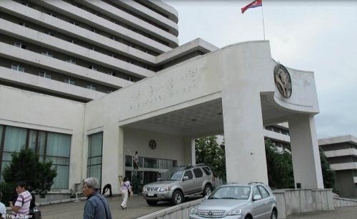 Khách sạn 6 sao ở Triều Tiên bị chê tơi tả - 1