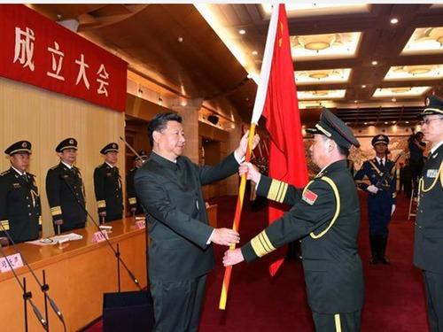 Cải cách quân đội, TQ thành lập lực lượng hậu cần mới - 1