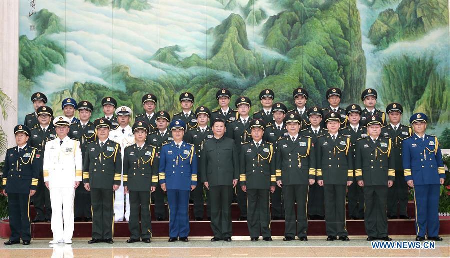 Cải cách quân đội, TQ thành lập lực lượng hậu cần mới - 2