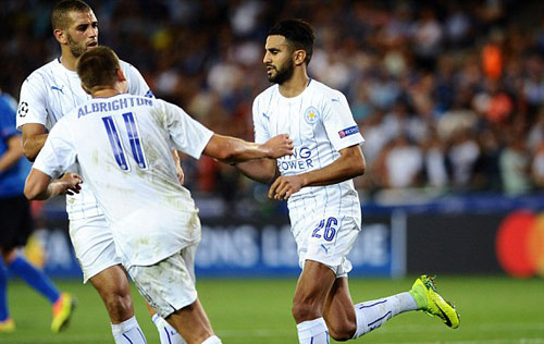 Club Brugge - Leicester City: Ấn tượng cực mạnh - 1