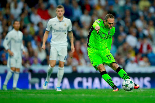 Real Madrid - Sporting: Màn ngược dòng 5 phút 2 bàn - 1