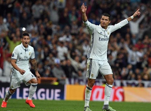 Real Madrid - Sporting: Màn ngược dòng 5 phút 2 bàn - 2