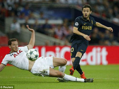 Tottenham - Monaco: Thay sân đổi vận - 1